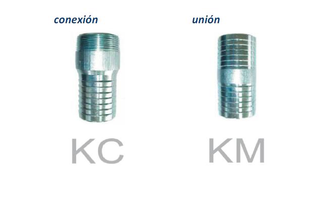 Unión Y Conexion De Baja Presión