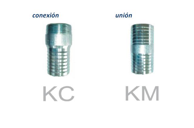 Unión Y Conexión De Baja Presión