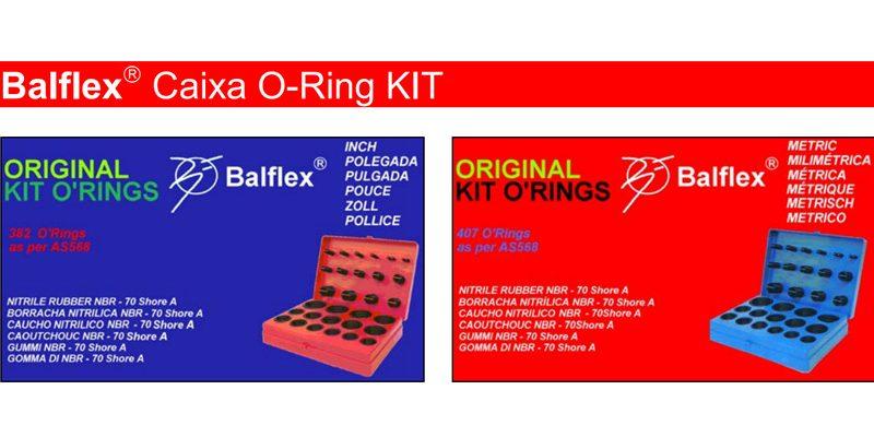 Kit O'rings